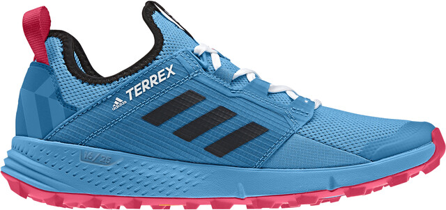 adidas TERREX Agravic Speed+ Chaussures Femme, shock cyancore blackactive pink